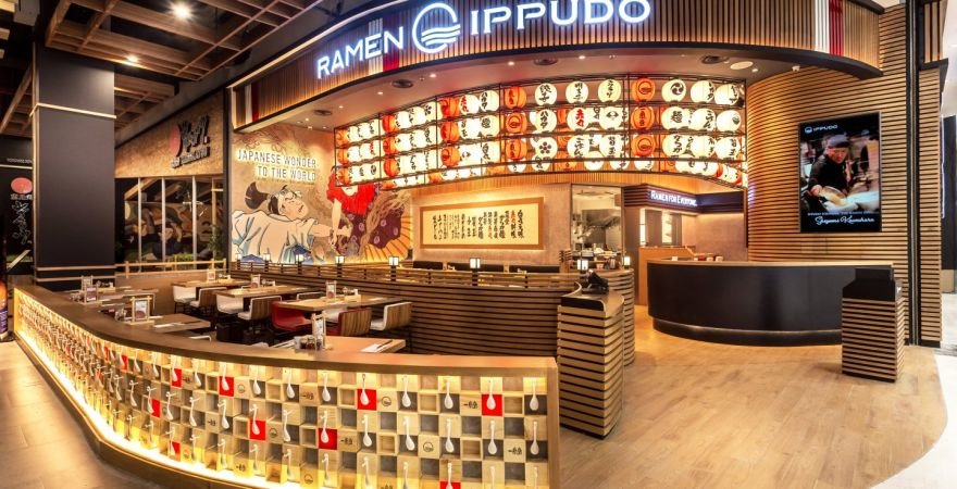 Now Open Ippudo Lippo Mall Puri
